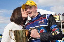Racewinnaar Mark Winterbottom, FPR Ford