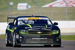 #1 Blackdog Racing Chevrolet Camaro: Lawson Aschenbach
