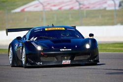 #64 DragonSpeed ESM Ferrari 458 Italia: Mike Hedlund