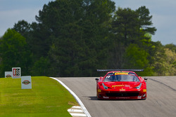 #16 Ferrari Lake Forest 法拉利 458 Italia GT3: 尼克·曼库索