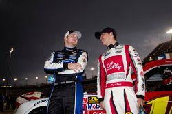 Chris Buescher and Ryan Reed
