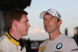Nicky Catsburg e Dirk Adorf