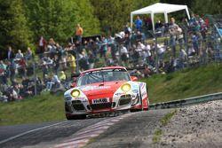 克劳斯·阿伯伦,萨宾·史密茨,帕特里克·休伊斯曼,弗里卡戴利车队,保时捷911 GT3R