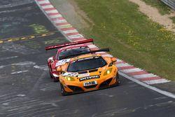 Kevin Estre, Rudi Adams, Arno Klasen, Dörr Motorsport, McLaren MP4-12C GT3