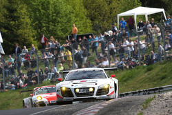 Marc Basseng, Marcel Fässler, Frank Stippler, Phoenix Racing, Audi R8 LMS ultra