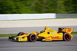 Ryan Hunter-Reay, Andretti本田车队