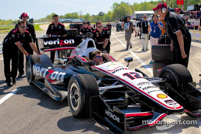 1Will Power, Penske Racing Chevrolet