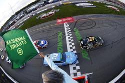 Départ : Kyle Larson, Ganassi Racing Chevrolet