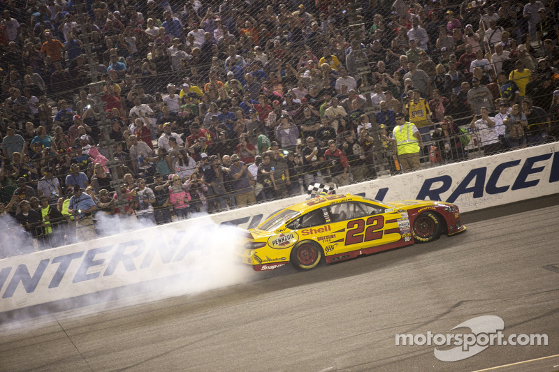 2014, Richmond 1: Joey Logano (Penske-Ford)