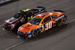 Jeff Gordon and J.J. Yeley