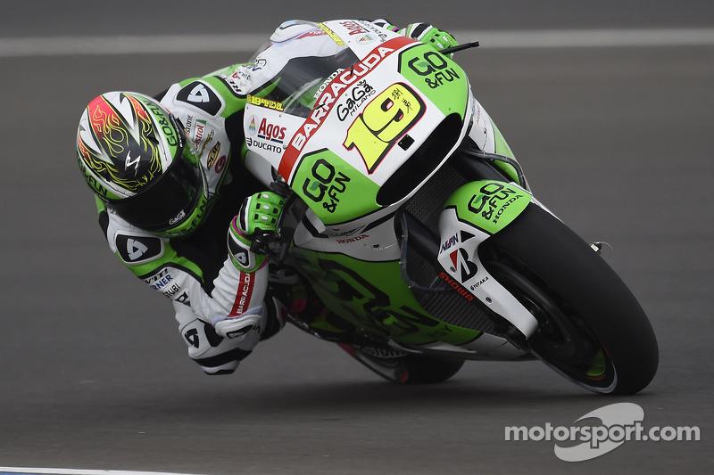 Alvaro Bautista - 3 podios