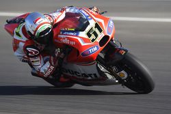 Michele Pirro, da Ducati Team