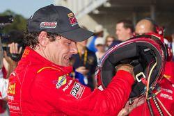 Vencedor corrida Anthony Lazzaro