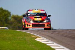 #70 Compass360 Racing: 斯巴鲁 WRX STi: 瑞恩·埃弗斯利