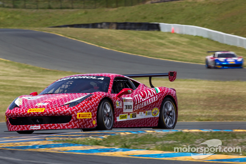 Gregory Romanelli, Ft. Lauderdale Ferrari