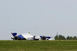 Simona de Silvestro, Sauber C31, Testfahrerin