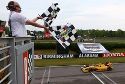 Ryan Hunter-Reay, Andretti本田车队,赢得胜利