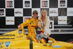 比赛获胜者 Ryan Hunter-Reay, Andretti本田车队