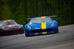 #10 DragonSpeed 法拉利 458 GT3: 亨里克·赫德曼