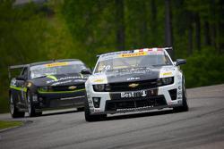 #20 Crown Seven/BestIT Racing 雪佛兰 科迈罗: 安迪·李