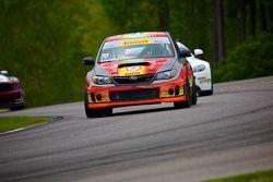 #70 CTF Touge Tuning Racing4Research 斯巴鲁 WRX-STi: 瑞恩·埃弗斯利