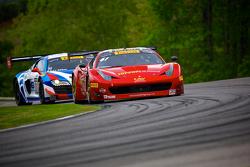 #61 R.Ferri Motorsports Ferrari 458 GT3 Italia: Anthony Lazzaro