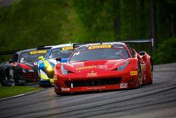 #16 R.Ferri Motorsports 法拉利 458 GT3: 尼克·曼库索