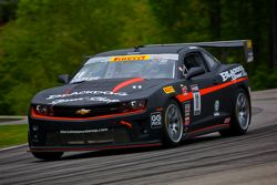 #11 BlackDog Speed Shop Chevrolet Camaro: Tony Gaples