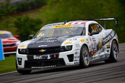 #20 Crown Seven BestIT Racing 雪佛兰 科迈罗: 安迪·李