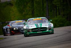 #54 Black River Caviar Mercedes AMG SLS GT3: Tim Pappas