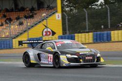#43 Saintéloc Racing Audi R8 LMS Ultra: Jean-Paul Buffin, Jacques Wolf