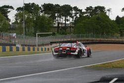 #51 Sébastien Loeb Racing Audi R8 LMS Ultra: Henry Hassid, Mike Parisy