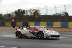 #4 Sport Garage Ferrari 458 Italia: Gilles Vannelet, Bruce Lorgère-Roux