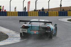 #9 Duqueine Engineering Ferrari 458 Italia: Jean-Claude Police, Soheil Ayari