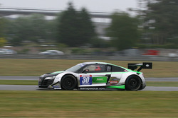 #30 Team Speed Car Audi R8 LMS Ultra: Pascal Destembert, Rémy Deguffroy