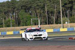 #21 Classic & Modern Racing BMW Z4: Pierre Hirschi, Thomas Nicolle