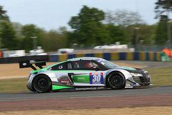 #30 Team Speed Car 奥迪 R8 LMS Ultra: Pascal Destembert, Rémy Deguffroy