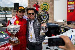 Ricardo Perez, vainqueur de la Course 2