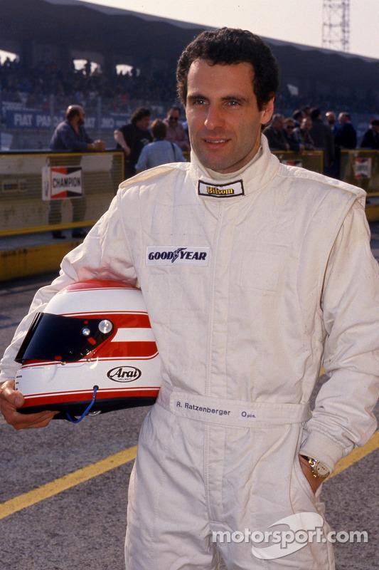 Roland Ratzenberger, pilota Simtek