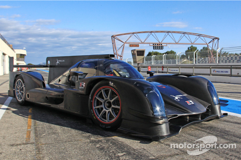 Rebellion R-One prova al Paul Ricard