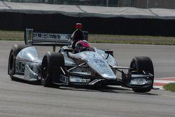 Franck Montagny, Andretti Autosport Honda