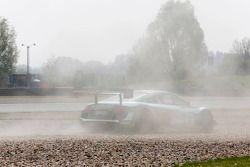 Problemen voor YACO Racing Audi R8 LMS ultra: Philip Geipel, Rahel Frey