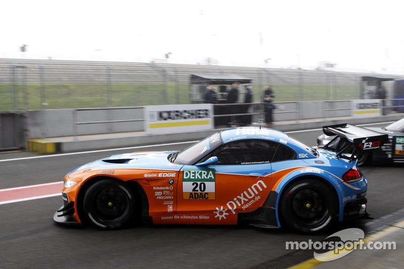 #20 PIXUM Team Schubert BMW Z4 GT3: Jens Klingmann, Maximilian Sandritter