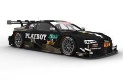 Adrien Tambay, Audi Sport Takımı Abt RS 5 DTM
