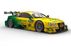 Mike Rockenfeller, Audi Sport Takımı Phoenix RS 5 DTM