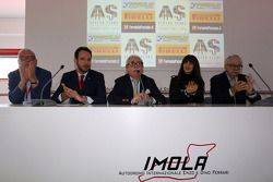 Press conference: the evolution of safety in F1