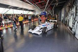 Senna museu F3