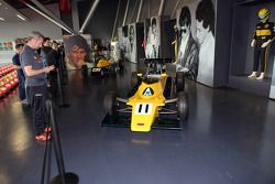 Senna museu Van Diemen