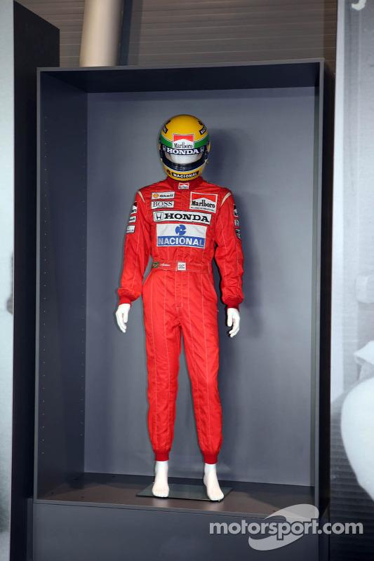 Senna museu