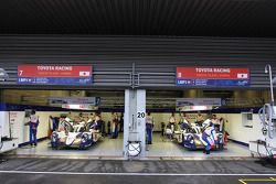 Toyota garage